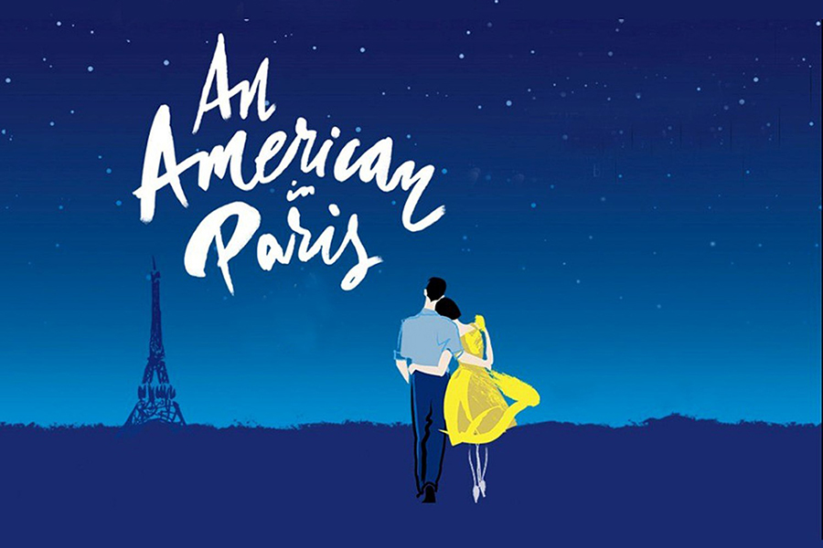 Poster - An American in Paris