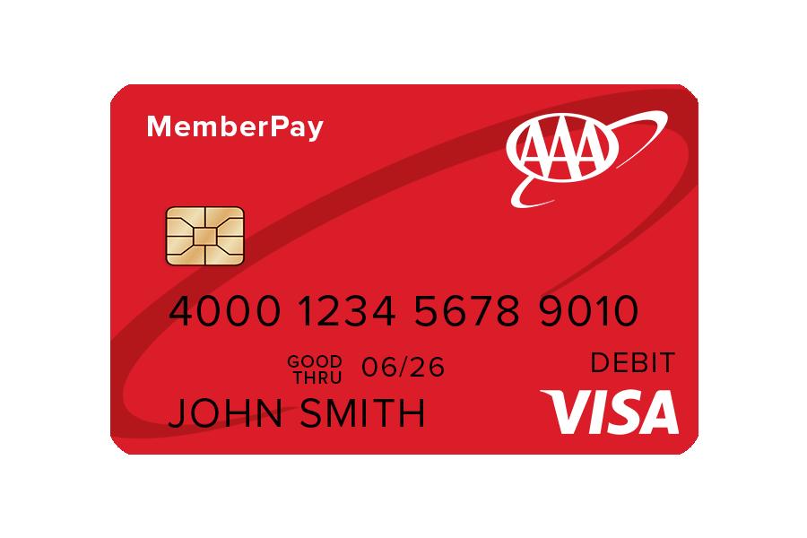 AAA Member Pay Card