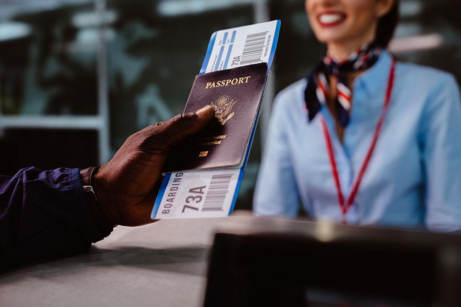 passport checkin