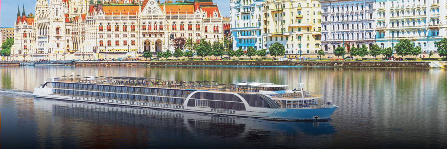 Cruise the Danube with Samantha Brown