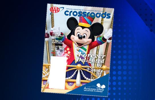 Crossroads magazine cover