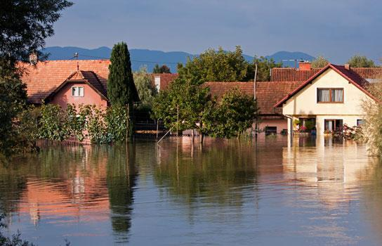 Floods Can Happen Anywhere, Anytime
