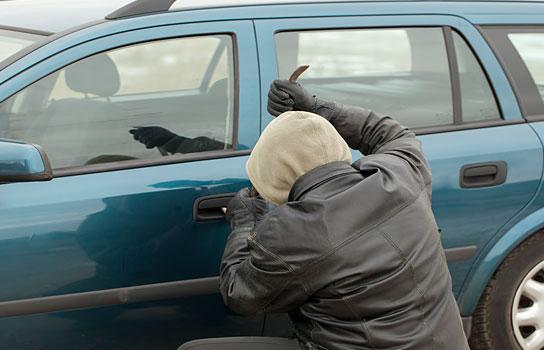 Four Keys to Prevent Car Theft