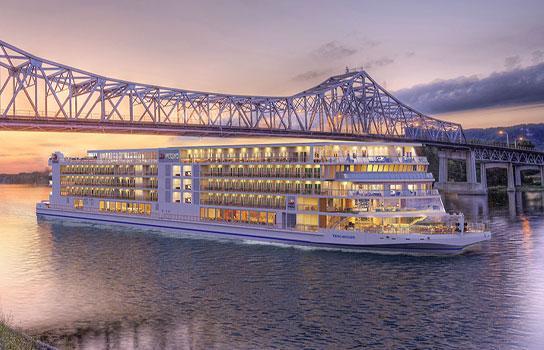 Viking River Cruises - Mississippi River