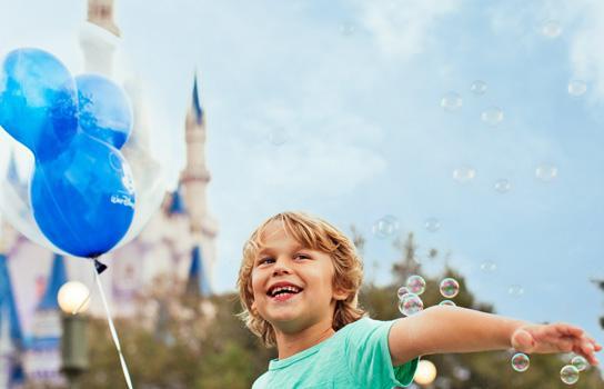 Walt Disney Vacations