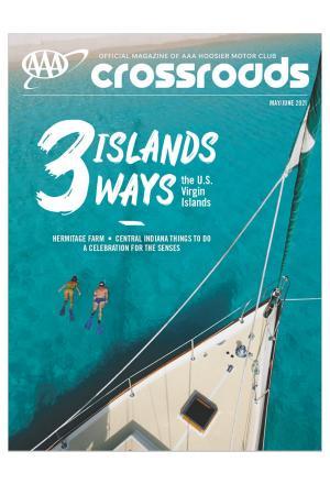 May - June 2021 Crossroads Magazine Cover