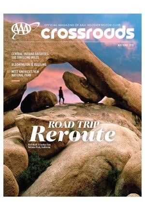 May - June Crossroads Cover