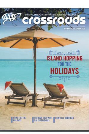Crossroads Cover - November  - December 2020