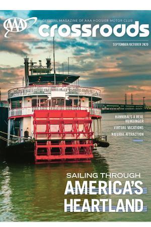 September October Magazine Cover
