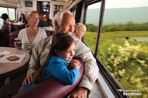 Amtrak Vacations