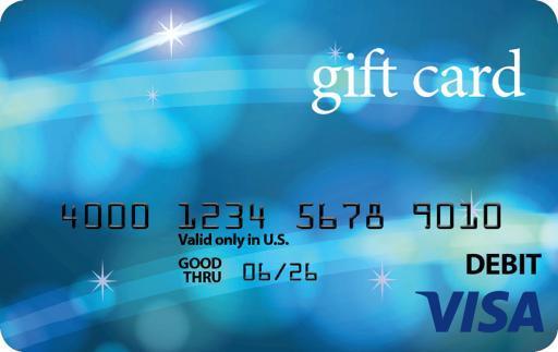 AAA Visa Gift Cards