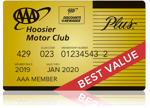 Join AAA today - AAA Plus and AAA Plus RV membership card - Best Value