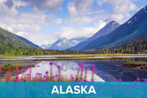 AAA Featured Destinations - Alaska
