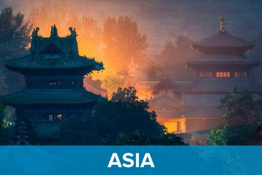 AAA Featured Destinations - Asia