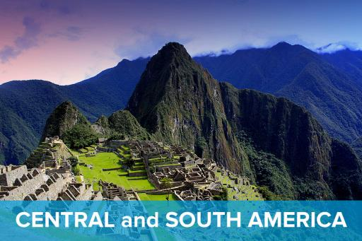 AAA Featured Destinations - Central America