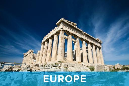 AAA Featured Destinations - Europe