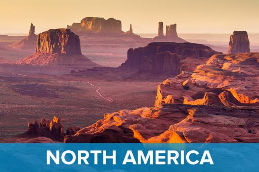 AAA Featured Destinations - North America