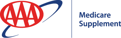 AAA Medicare Supplement Plans  with AAA Logo