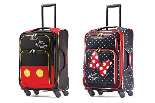 American Tourister Disney Luggage - AAA Member Pricing