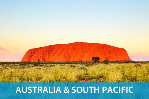 AAA Featured Destinations - Australia and South Pacific