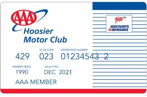 AAA Membership Card - Unlock member savings