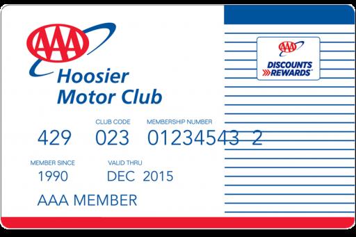AAA Membership Card - Unlock member savings