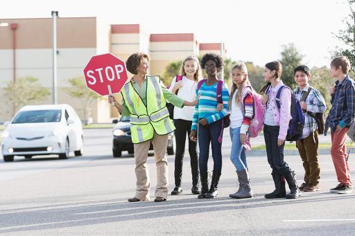 School Safety Patrol Program
