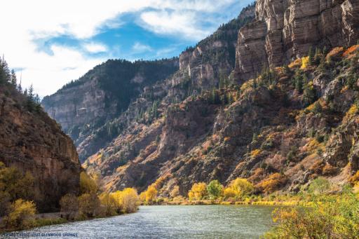 Glenwood Springs, Colorado Scenery