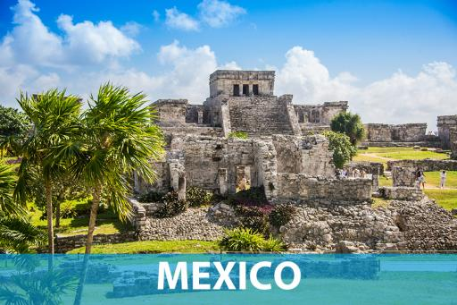 AAA Featured Destinations - Mexico