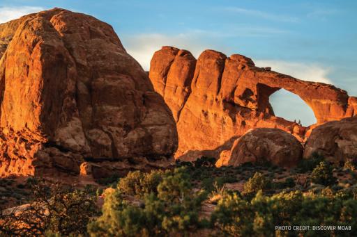 Moab, Utah, Arches National Park