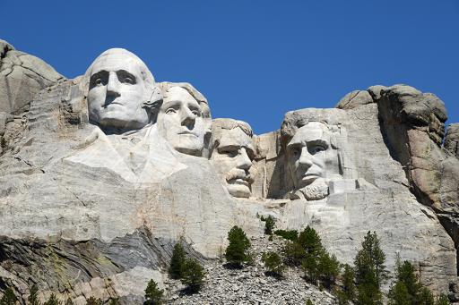 AAA Drive Trip:  Mount Rushmore, South Dakota