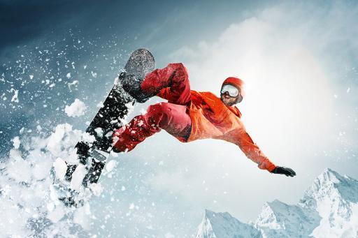 AAA Tickets, ski tickets snowboarder