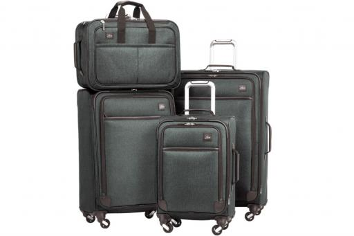 Skyway Eastlake Luggage Co - Black luggage grouping