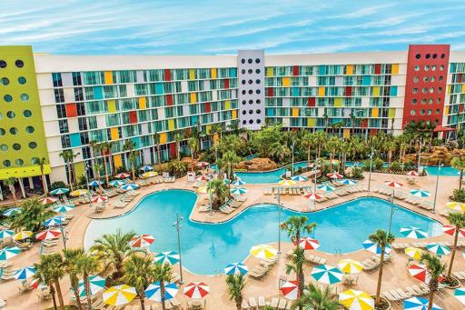 On-site Hotels