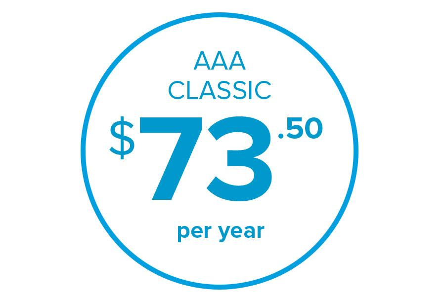 AAA Classic Membership