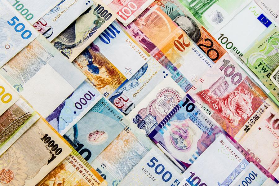 Order Foreign Currency